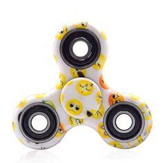 Emoji Cartoo Fidget Spinner - Funny EDC - Supr Supply