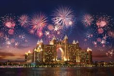 Experience The World's Most Spectacular New Year's Celebration
