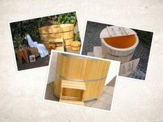 Dompelbaden, dompelbad, dompeltonnen en dompelton van SALTUNNA