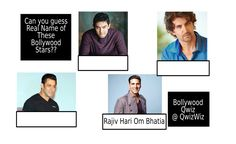 Real Name of Akshay Kumar is - Rajiv Hari Om Bhatia  Salman Khan, Aamir Khan and Hrithik Roshan also have Full names different from Screen Names  #aamirkhan #akshaykumar #salmankhan #hrithikroshan #bollywood #love #life #instagood #instapic #picoftheday #india #handsome #good #quiz #instaquiz #qwiz #qwizwiz