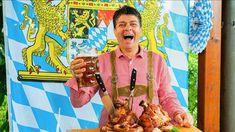Bombastická Vepřová Kolena po Bavorsku na Grilu !!!! Crispy Pork, Grilling Recipes, Youtube, Amazing, Oktoberfest, Youtubers, Youtube Movies, Barbecue Recipes, Summer Grilling Recipes