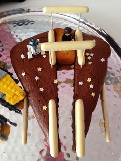 Mes Envies Défilent...gâteau star war