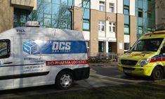 Transport specjalistyczny towarów schłodzonych wykonywany jest przez firmę OCS samochodami z agregatem chłodniczym do utrzymywania stałej, kontrolowanej temperatury.
