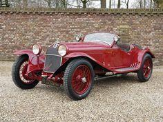 1931 Alfa Romeo Romeo 6C 1750 GT