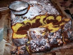 Sweets Recipes, Cake Recipes, Cooking Recipes, Romanian Food, Marble Cake, Pastry And Bakery, Food Cakes, Cheesecake, Deserts