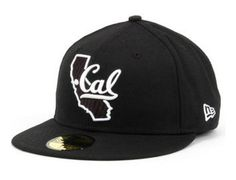 NEW ERA x NCAA「Cal State」59Fifty Fitted Baseball Cap
