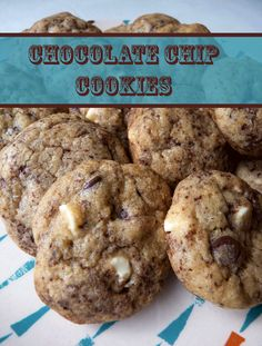 NYT's Chocolate Chip Cookies