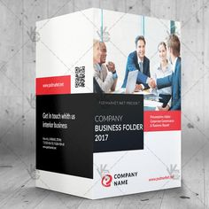 corporate – free tri-fold brochure psd template. #abstract, Presentation templates