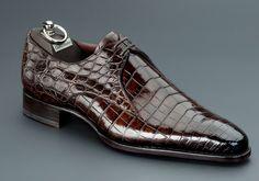Carlos Santos handcrafted shoes