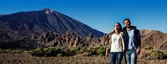 Itinerari in auto Tenerife, Canary Islands, World Heritage Sites, Volcano, Mount Rainier, Places To Go, Mountains, Sky, Tourism
