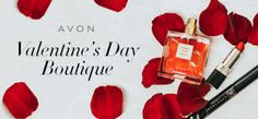 Get ready for ❤️️  with the Avon Valentine's Day Boutique now open in my eStore! #AvonRep