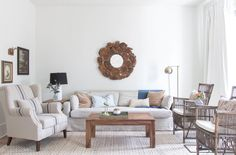 Sherwin-Williams Tradewind Paint Color is among the most popular coastal paint colors preferred by interior designers. Coastal Paint Colors, Interior Design Studio, Home Living Room, Dining Bench, Family Room, House Plans, Big Bear, Farmhouse Ideas, Bedroom