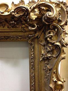 Buy online, view images and see past prices for A high Rococo Century portrait frame,. Invaluable is the world's largest marketplace for art, antiques, and collectibles. Vintage Photo Frames, Antique Picture Frames, Antique Pictures, Antique Frames, Victorian Frame, Victorian Bedroom, Victorian Corset, Classic Picture Frames, Wooden Front Door Design