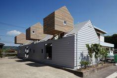 アトリエ ルクス 一級建築士事務所 ソラニワ http://www.kenchikukenken.co.jp/works/1380763988/628/