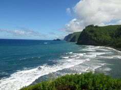 The Awini Trail, Hawaii