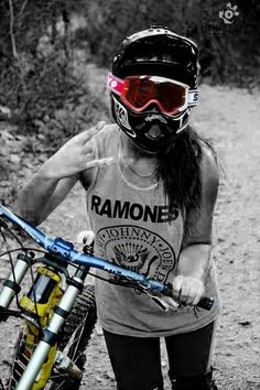 Makes me want to go mountain bike riding and listen to The Ramones, hell-ya