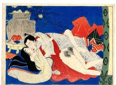 Click the IMAGE for FREE CONTENT on Meiji Shunga !