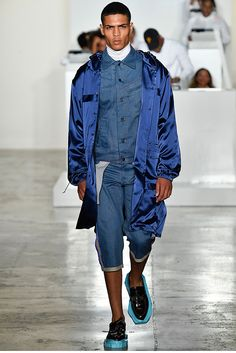 NYFW: PYER MOSS SPRING/SUMMER 2017 COLLECTION