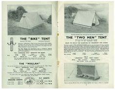 Vintage Camping Equipment Shopcamp Wesleepintents
