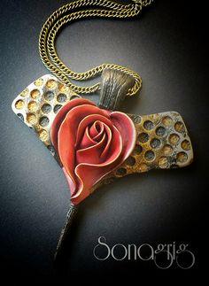 Sona Grigoryan - an amazing polymer clay artist