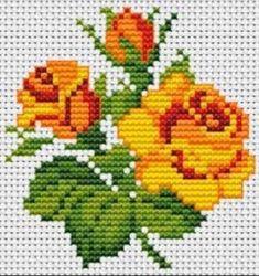 Cross Stitch Flowers, Cross Stitch Patterns, Goodbye Message, Anna Lucia, Hand Embroidery, Crochet, Bingo, Cross Stitch Rose, Alphabet Charts
