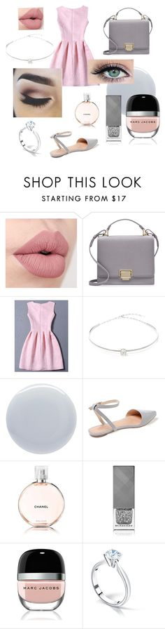 """""""May"""" by nicky-jane-neary on Polyvore featuring Smythson, Jack Vartanian, Deborah Lippmann, Chanel, Burberry and Marc Jacobs"""