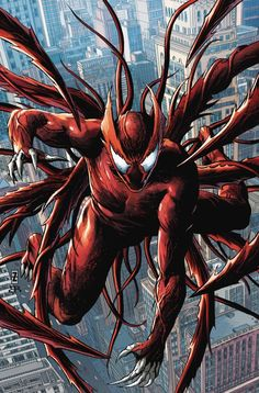 Toxin Marvel, Anti Venom Marvel, Marvel Vs, Marvel Heroes, Superhero Characters, Comic Book Characters, Hybrid Marvel, Carnage Symbiote, Symbiotes Marvel