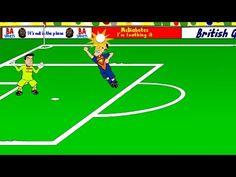 SPAIN vs HOLLAND 1-5 by 442oons (World Cup 2014 Cartoon 13.6.14)