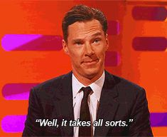 Benedict and Harrison. So good. <--- Oh, Ben, you're so awkward and adorable. I love it.