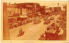 1946 Parade Downtown West Allis