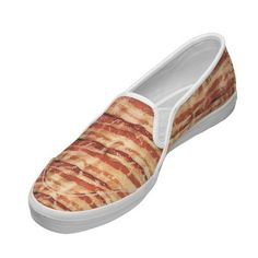 more bacon shoes