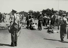 Sharpeville shortly after the shootings © Museum Africa. History Online, World History, Those Were The Days, African History, African Beauty, South Africa, Military, Concert, Afrikaans