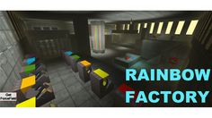 Rainbow Factory & Cupcakes Roleplay - ROBLOX