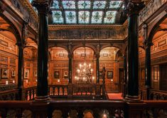 Rosings Hogwarts, Manchester Town Hall, Gothic Mansion, Champagne, Mansion Interior, Mansions Homes, Historic Homes, Victorian Homes, Victorian Era