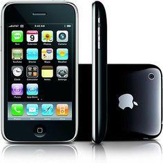 NEW APPLE IPHONE 3GS 8GB BLACK AT&T UNLOCKED SMARTPHONE SB