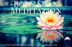 New guided body scan meditation! Check it out at http://ift.tt/2jWVvI0 or visit http://ift.tt/2kg41jd to subscribe for free to our weekly guided meditation podcast!  #bodyscan #mindfulness #mindfulnessmatters #mindfullness #meditate #meditation #meditating #guidedmeditation #bodyawareness #oneminddharma