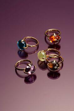 Pomellato Veleno www.alidifirenze.fr Jewelry Ads, Beaded Jewelry, Jewellery, Italian Jewelry, Pomellato, Bangles, Bracelets, Things To Buy, Jewels