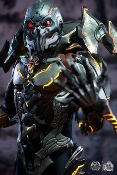 Halo 4 Didact COSTUME! by Evil-FX.deviantart.com on @DeviantArt