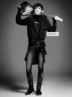 baekhyun, exo (L'Officiel Hommes) #exo #kpop #baekhyun