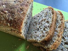 Super-simple knitless spelled bread - The way to a healthy stomach .-Superenkle eltefrie grove speltbrød – Veien til en frisk mage Super-simple kneadless spelled bread – The way to a healthy stomach - I Love Food, Good Food, Easy Cakes To Make, Spelt Bread, Norwegian Food, Norwegian Recipes, Vegetarian Desserts, No Knead Bread, Piece Of Bread