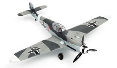 Dynam Messerschmitt BF109 - PNP - The Dynam BF 109 has been designed to deliver unbeatable flight performance, stunning looks and simple assembly at a killer price.