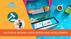 Build an Auction website with rich features at affordable cost.
