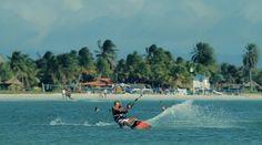 Kiteboarding: Hannah Whiteley Lost on an Island (Clip)