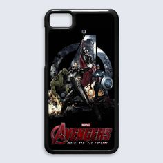 Avengers Age Of Ultron Superhero Blackberry Z10 Case Cover $16.89  #Accessories #Case #CellPhone #BlackBerryZ10 #hardcase #plasticcase #hardcover #Theavengers #ultron #ageofultron #hulkbuster #quicksilver #hulk #ironman #marvel #marvelavengersalliance #thor #movie #comics #superhero #hydra #captainamerica #shield #scarletwitch
