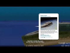 Tour the Titanic in Google Earth
