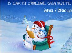 15 carti online GRATUITE de Craciun, iarna!