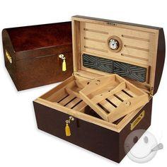 Treasure Dome Humidor - Cigars International