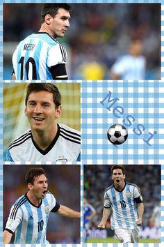 Lionel Messi @argentina