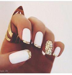 Amazon.com : 45pc nail art glitter powder dust tips decoration : nail treatment products : beauty