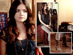 I love Aria's top!